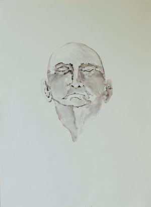 'I am' 2012 Monotype 85x62cm