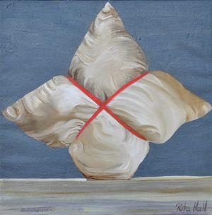 17. Balanced Oil on Canvas 50 x 50cm