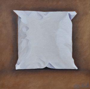 25. Primed Belgian Linen II Oil on Canvas 45 x 45cm