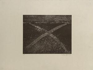 Untitled (AP) 1993 Etching 56 x 76cm